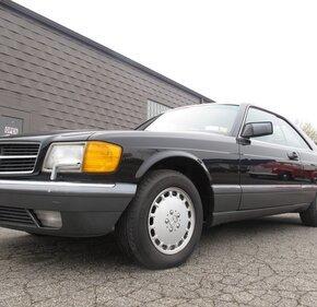 1991 Mercedes-Benz 560SEC for sale 101139333