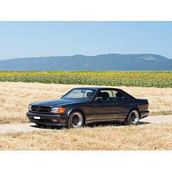 1991 Mercedes-Benz 560SEC for sale 101213045