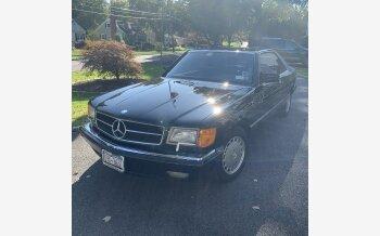 1991 Mercedes-Benz 560SEC for sale 101221698