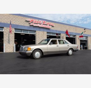 1991 Mercedes-Benz 560SEL for sale 101356649