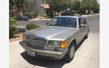 1991 Mercedes-Benz 560SEL for sale 101415930