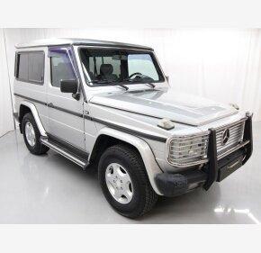 Mercedes-Benz G Wagon Classics for Sale - Classics on Autotrader