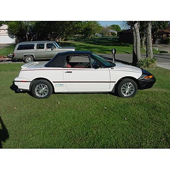 1991 Mercury Capri for sale 101000842