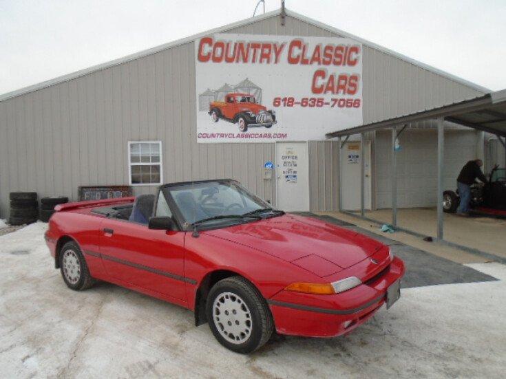 1991 Mercury Capri XR2 for sale 101467527