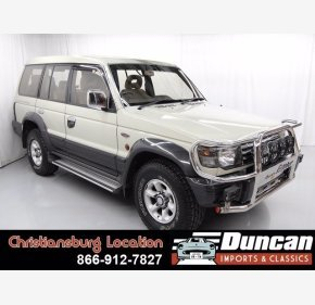 1991 Mitsubishi Pajero for sale 101323678