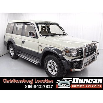 1991 Mitsubishi Pajero for sale 101323678