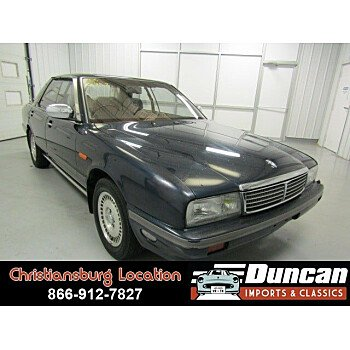 1991 Nissan Cima for sale 101013714