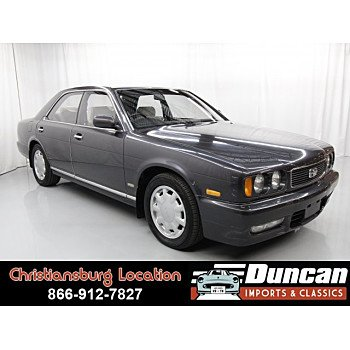 1991 Nissan Gloria for sale 101243242