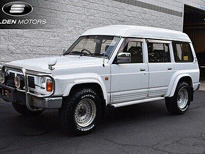 1991 Nissan Safari for sale 101561363