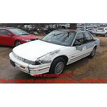1991 Oldsmobile Cutlass Supreme Sedan for sale 100293017