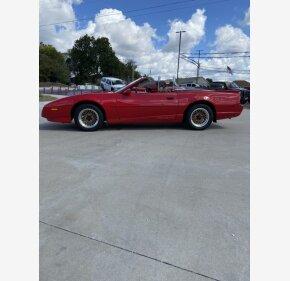 1991 Pontiac Firebird Trans Am Convertible for sale 101438136