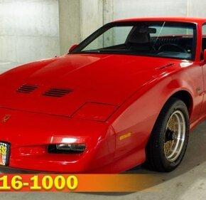 1991 Pontiac Firebird Trans Am Coupe for sale 101218416