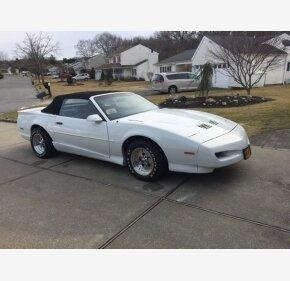1991 Pontiac Firebird for sale 101240784