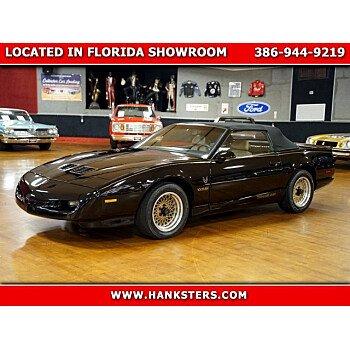 1991 Pontiac Firebird Convertible for sale 101393840