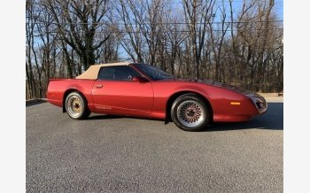 1991 Pontiac Firebird Trans Am for sale 101434957
