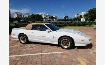 1991 Pontiac Firebird Trans Am Convertible for sale 101494575