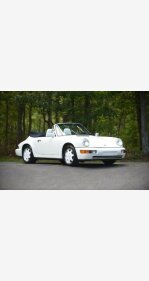 1991 Porsche 911 Cabriolet for sale 101080941