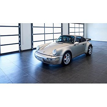 1991 Porsche 911 Turbo Coupe for sale 101145463