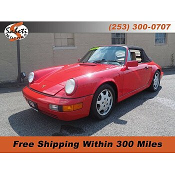1991 Porsche 911 Cabriolet for sale 101184842