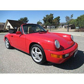 1991 Porsche 911 Cabriolet for sale 101211419