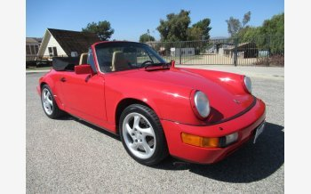 1991 Porsche 911 Cabriolet for sale 101211419