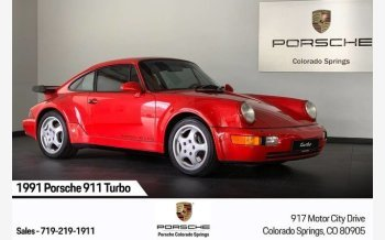 1991 Porsche 911 Turbo Coupe for sale 101265899