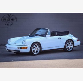 1991 Porsche 911 Cabriolet for sale 101395241