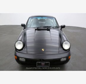 1991 Porsche 911 Coupe for sale 101405012