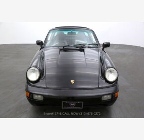 1991 Porsche 911 Targa for sale 101407674