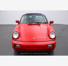 1991 Porsche 911 Targa for sale 101414840