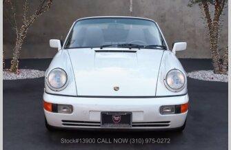 1991 Porsche 911 Cabriolet for sale 101566652