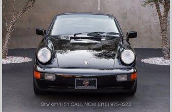 1991 Porsche 911 Cabriolet for sale 101576088