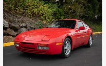 1991 Porsche 944 Coupe for sale 101398540