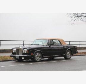 1991 Rolls-Royce Corniche for sale 101281789