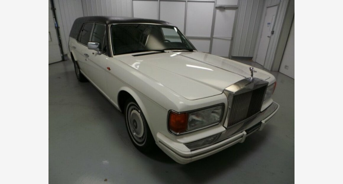 1991 Rolls-Royce Silver Spur II for sale 101013096