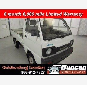 1991 Suzuki Carry for sale 101013587