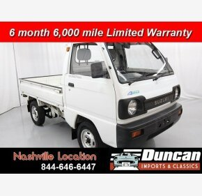1991 Suzuki Carry for sale 101218361