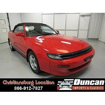 1991 Toyota Celica for sale 101053171