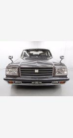 1991 Toyota Century for sale 101317789
