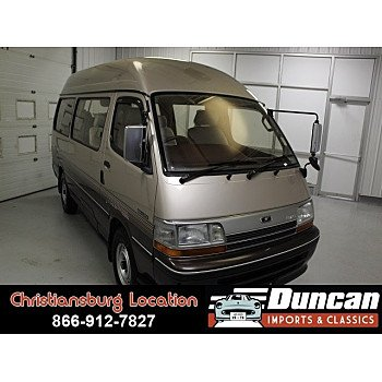 1991 Toyota Hiace for sale 101148634
