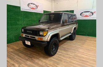 1991 Toyota Land Cruiser for sale 101286290