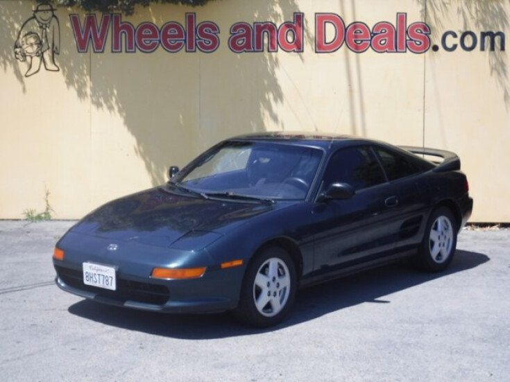 1991 Toyota MR2 for sale 101555319