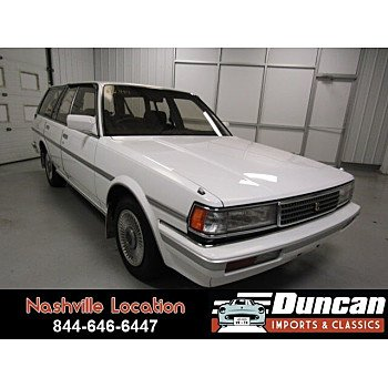 1991 Toyota Mark II for sale 101013618