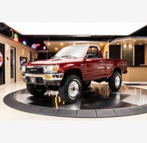 1991 Toyota Pickup 4x4 Regular Cab Deluxe for sale 101407952