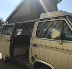 1991 Volkswagen Vanagon GL Camper for sale 101060672