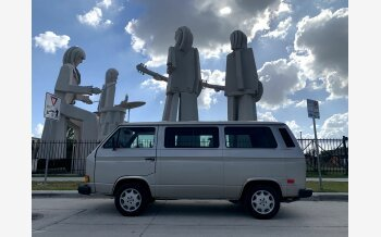 1991 Volkswagen Vanagon for sale 101409624