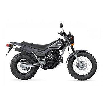 1991 Yamaha TW200 for sale 201000043