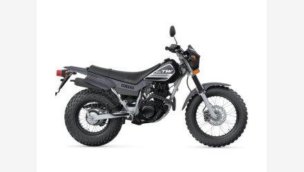 1991 Yamaha TW200 for sale 201019188