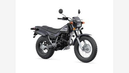 1991 Yamaha TW200 for sale 201034493