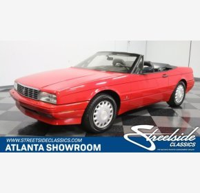1992 Cadillac Allante for sale 101063574